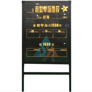 LED Customized Size Luminous Advertising Board