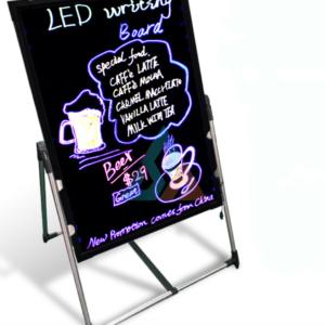 LED Flashing Illuminated Board